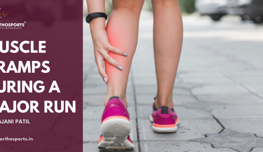Muscle Cramps during a Major Run: Causes, Solution, and Precautions