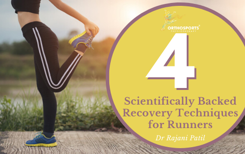 4 Popular AND Scientifically Backed Recovery Techniques for a Long and Injury-Free Run Now and Always!