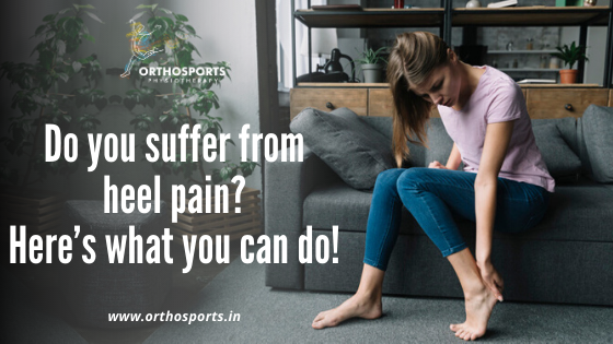 Do you suffer from heel pain