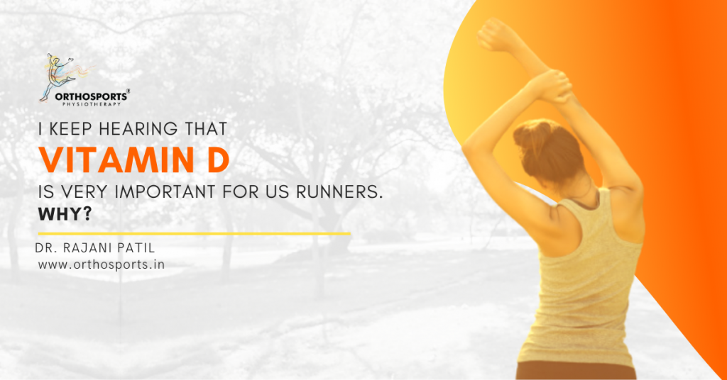 vitamin d, runner, vitamin D for runners, running