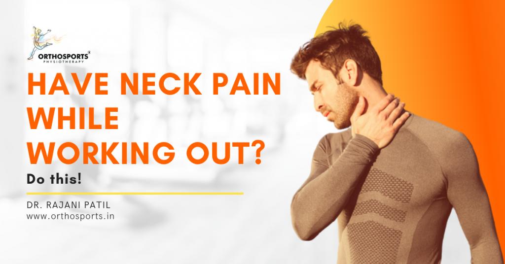 neck pain, neck pain relief, neck pain treatment, neck pain causes
